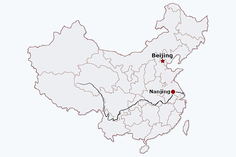 Beijing And Nanjing China S Capital Cities Resources China 360