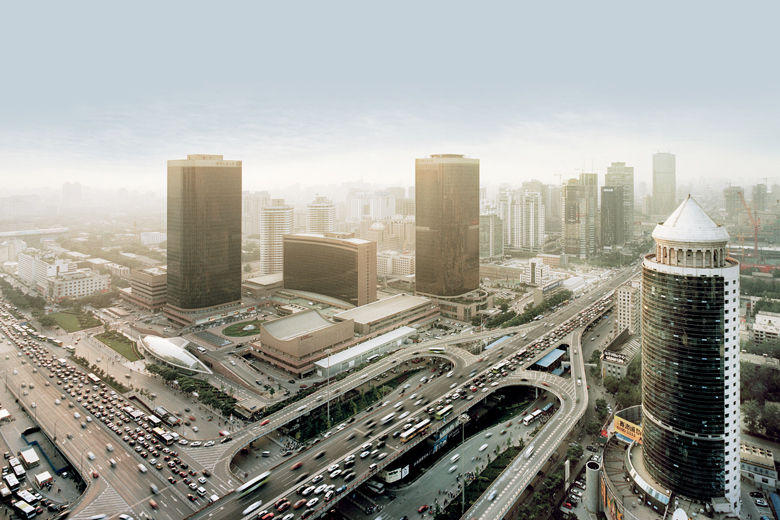 The Beijing Central Business District, or Beijing CBD is the primary area of finance, media, and business services in Beijing, China.